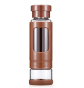 Drink Latte Coffee Glasses Hot Cup Glass fashion cup sport bottle stainless steel multi-purpose glass 430ml / 520ml 430ml
