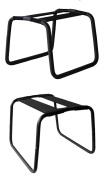 JiggleGel™ Elastic Steel Chair Fun Exciting Sex Toy