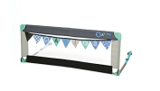 OLMITOS Barrier Folding Bed 130 cm Babies
