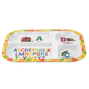 Portmeirion The Very Hungry Caterpillar Melamine Sectional Tray