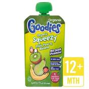 Organix Kiwi Pear- Goodies Pouches 100g