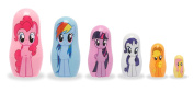 My Little Pony Plastic Nesting Dolls