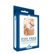 The Cumberland Companies LLC SW-001 The Shave Well Company fog free shower mirror - Pack of