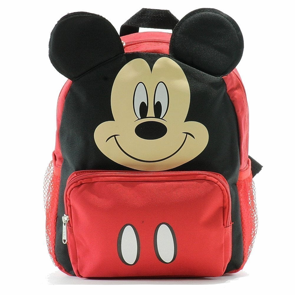 fc54ac15cadb8 Birthday Gift - Disney Mickey Mouse 3D Ears Toddler Backpack and ...