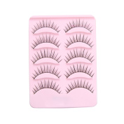 30 Pairs Thick False Eyelashes Extension Eyes Beauty Makeup Cosmetic Tool #6