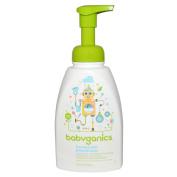 BabyGanics, Foaming Dish & Bottle Soap, Fragrance Free, 470ml