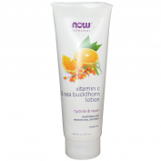 Now Foods, Vitamin C & Sea Buckthorn Lotion, 240ml