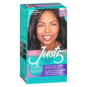 Just 5 Just 5 Women's Hair Colour Jet Black Jet Black 1.0 application