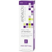 Andalou Naturals, Lip Remedy, Age Defying, Argan + Mint, .4 fl oz