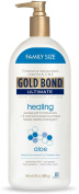 3 Pack - Gold Bond Ultimate Skin Therapy Lotion Healing with Aloe 590ml