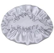 Natural Silk Sleep Night Cap Head Cover Headcover For Hair Beauty Hut