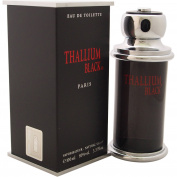 Thallium Black Men by Yves De Sistelle 100ml Eau De Toillette SP