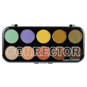 (6 Pack) KLEANCOLOR Corrector Kit