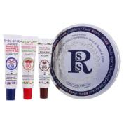 (6 Pack) Rosebud Medley Of Lip Balm Tubes - 3 Items