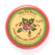 (6 Pack) Rosebud Mocha Rose Lip Balm Tin - Mocha Rose