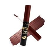 (3 Pack) L.A. GIRL Metal Liquid Lipstick - Bronzed
