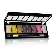 (6 Pack) KLEANCOLOR Your Highness Eyeshadow High Class High Shimmer Neutral