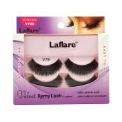 (3 Pack) LAFLARE Velvet Remy Lash Double Pack - V79D