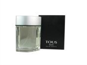 Tous for Men 3.4 oz 100 ml Eau De Toillette Spray