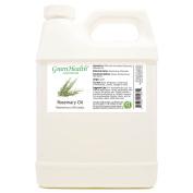 Rosemary Essential Oil - 32 fl oz (946 ml) Plastic Jug w/ Cap - 100% Pure Essential Oil by GreenHealth
