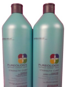 Pureology Strength Cure Shampoo + Conditioner Set