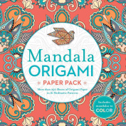Sterling Publishing Mandala Origami Paper Pack