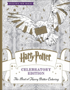 The Best of Harry Potter Colouring