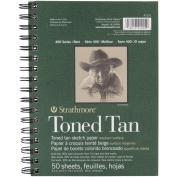 Strathmore Spiral-Toned Sketch Book, 14cm x 22cm
