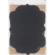 DIY Shop 2 Chalkboard Paper Placemats 12/Pkg-32cm x 49cm