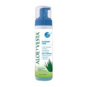 ConvaTec Aloe Vesta Cleansing Foam No-Rinse, 240ml Bottle, Pack of 2