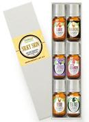 Essential Oil Set - Silky Skin Set 100% Pure, Best Therapeutic Grade Essential Oil Kit - 6/10mL