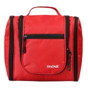 Bagail Hanging Toiletry Bag Organiser For Makeup, Cosmetic, Shaving, Travel Accessories, Personal Items