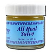Wiseways - Salves for Natural Skin Care All Heal Salve, 30ml