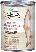 Purina Beyond Grain Free Salmon & Sweet Potato Recipe Ground Entree Wet Dog Food, 380ml