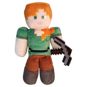 Minecraft Alex with Hang Tag Plush