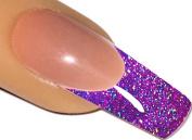 'Hologram Glitter UV Gel Colour of Stars Series Cyn 5 ml