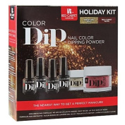 Red Carpet Manicure - Colour Dip - Holiday Kit