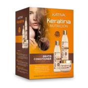 Pack Kativa KERATINA