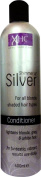 THREE PACKS of Xpel Hair Care Shimmer of Silver Conditioner 400ml