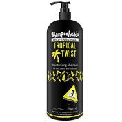 Shampoo Heads Tropical Twist Moisturising Shampoo 500 ml Shampoo Thick & Frizz