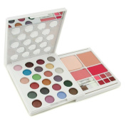 Arezia - MakeUp Kit MK 0276 (22x Eyeshadow, 2x Blusher, 1x Compact Powder, 6x Lipgloss.....) -57.9g60ml