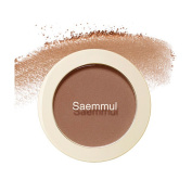 (3 Pack) the SAEM Saemmul Single Blusher BR01 Call Me Brown