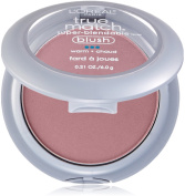 L'Oreal True Match Super-Blendable Blush, Cool, Tender Rose 5ml