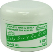 Baby Don't Be Bald Olive Oil 240ml