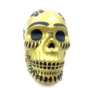 10CM Galaxy Skull Scented Squishy Squeeze Toys Jaminy Skull Slow Rising Phone Straps Decompression Toy