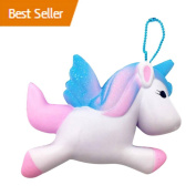 Cute Unicorn Squishies Toy Slow Rising Relieves Stress Soft Toy for Children and Adult Toy gift