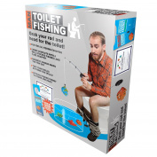 Toilet Fishing Game - Potty Fisher Fishing Toy