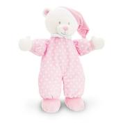 Keel Toys 25cm Baby Pink Goodnight Bear Plush Toy (25cm)