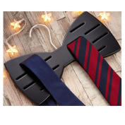 Bow Tie Shaped Tie Holder by Avon