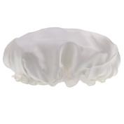 FEfear Women Silk Night Sleep Cap Shower Cap Sleeping Cap Hat
